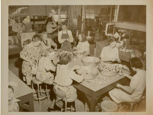 Minnesota Heritage Collection: Community Canning Center
