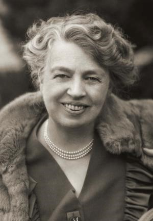 Photo by Stock Montage/Getty Images Eleanor Roosevelt