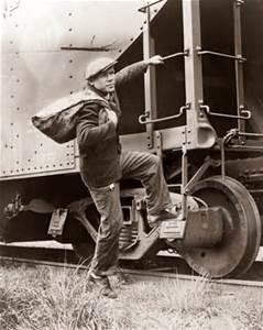 hobo on a train 5