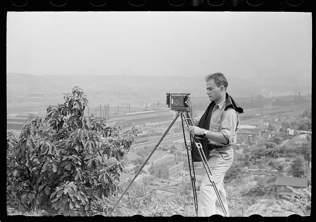 Arthur Rothstein, FSA (Farm Security Administration) photographer , Library of Congress Prints and Photographs Division