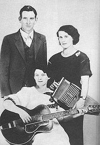 The Carter Family courtesy Wikipedia