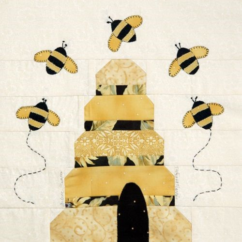 The Quilting Bee Cleo Lampos
